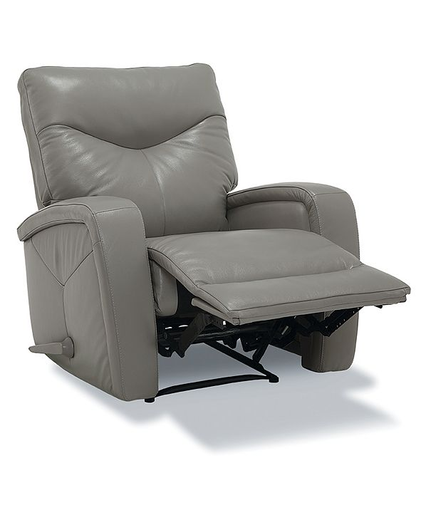 Furniture Erith Leather Wallhugger Recliner