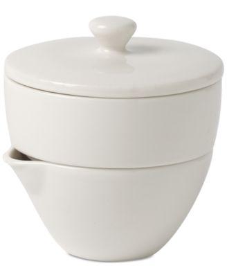 Tea PassionSugar Bowl & Creamer