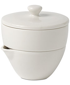 Villeroy & Boch Tea Passion	Sugar Bowl & Creamer