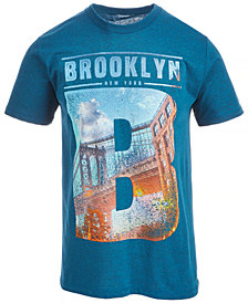 Univibe Men's Brooklyn B T-Shirt