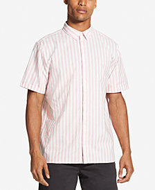 DKNY Men's Vertical Stripe Shirt