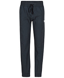 Hurley Little Boys Saltwater Cotton Jogger Pants