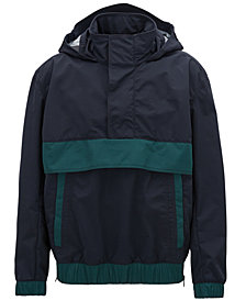 BOSS Men's Relaxed-Fit Waterproof Performance Jacket