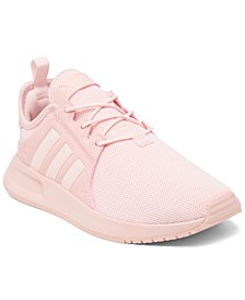 Big Girls' X-PLR Casual Athletic Sneakers from Finish Line