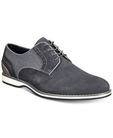 Kenneth Cole Reaction Men's Weiser Perforated Derby Shoes