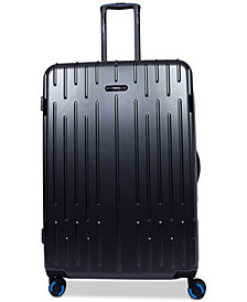 "Revo Rain 29"" Hardside Expandable Spinner Suitcase, Created for Macy's"