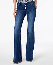 MICHAEL Michael Kors Flare-Leg Jeans