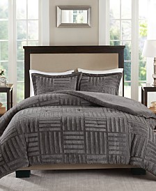 Madison Park Arctic 3-Pc. Down Alternative Comforter Sets
