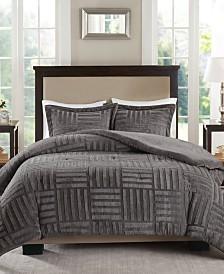 Madison Park Arctic 3-Pc. Down Alternative Comforter Sets