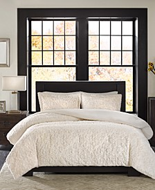 Bismarck Reversible 3-Pc. King Comforter Set