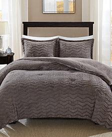 Madison Park Sloan Reversible 3-Pc. King/California King Comforter Set