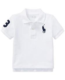 Polo Ralph Lauren Baby Boys Cotton Polo