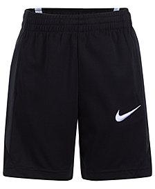 Nike Toddler Boys Performance Swoosh Shorts