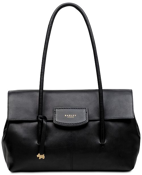 d40f992bd5e4 Radley London Flapover Medium Leather Shoulder Bag   Reviews ...