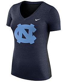 Nike Women's North Carolina Tar Heels Dri-Fit Touch T-Shirt
