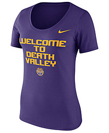 Nike Women's LSU Tigers Scoop Local T-Shirt