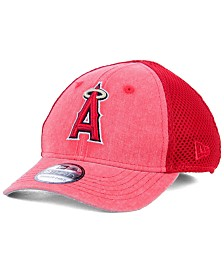 New Era Boys' Los Angeles Angels Jr Hooge Neo 39THIRTY Cap