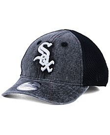 New Era Boys' Chicago White Sox Jr Hooge Neo 39THIRTY Cap