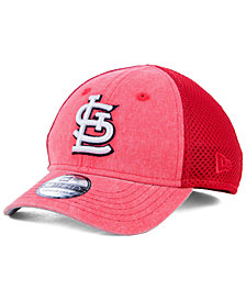 New Era Boys' St. Louis Cardinals Jr Hooge Neo 39THIRTY Cap