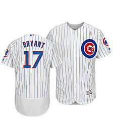 Majestic Men's Kris Bryant Chicago Cubs Mother's Day Flexbase Jersey