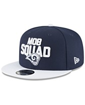 quality design 57079 55afa New Era Los Angeles Rams Draft Spotlight 9FIFTY Snapback Cap