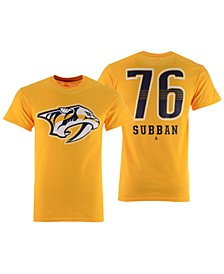 Men's P.K. Subban Nashville Predators Underdog Player T-Shirt
