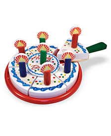 Melissa and Doug Kids Toys, Kids Birthday Party Cake Set
