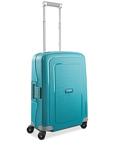 """S'Cure 20"""" Hardside Carry-On Spinner Suitcase"""