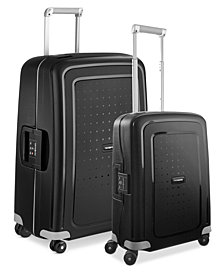 Samsonite S'Cure Hardside Luggage Collection