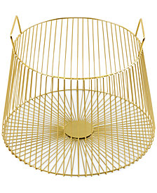 Madison Park Signature Whilshire Basket