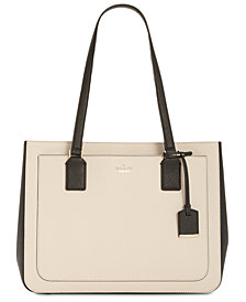 kate spade new york Cameron Street Zooey Large Saffiano Leather Satchel