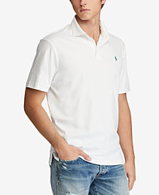 Polo Ralph Lauren Men's Classic-Fit Soft-Touch Cotton Polo