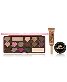 Too Faced 3-Pc. Make Me Delicious Makeup Set, Created for Macy's