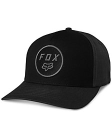 Fox Men's Settled Logo Appliqué Flexfit Hat