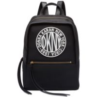 Deals on DKNY Tilly Circa Logo Neoprene Backpack