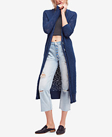 Free People Clearwater Duster Cardigan