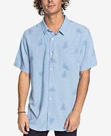 Quiksilver Men's Palm Vibrations Shirt