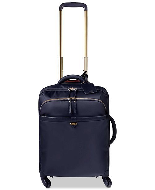 "Lipault Plume Avenue 20"" Carry-On Spinner Suitcase"