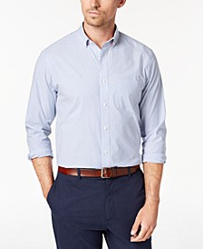 Men's Pinstriped Shirt, Created for Macy's