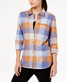 Columbia Anytime Casual™ Zip-Pocket Top