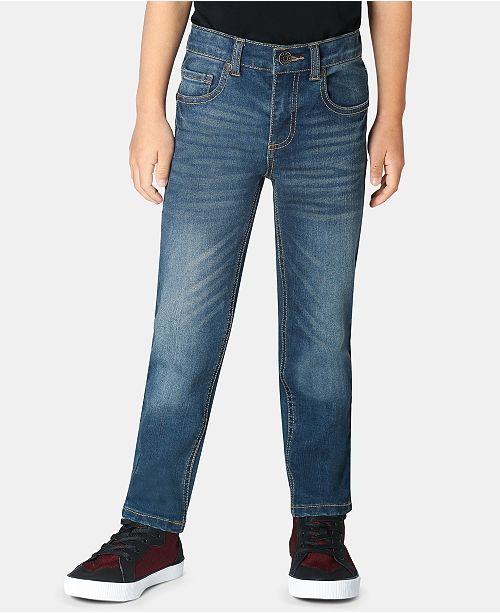 Epic Threads Little Boys Slim-Fit Stretch Denim Jeans, Created for Macy's