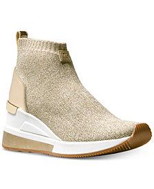 MICHAEL Michael Kors Skyler Sneaker Booties