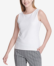 Calvin Klein Ribbed Shell