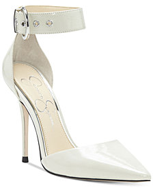 Jessica Simpson Waldin Two-Piece Pumps