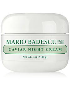 Caviar Night Cream, 1-oz.