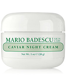 Mario Badescu Caviar Night Cream, 1-oz.