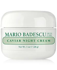 Mario Badescu Caviar Night Cream, 1-oz.