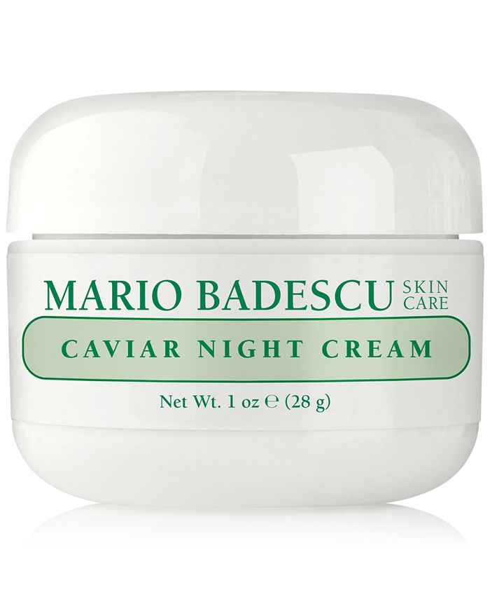 Mario Badescu - Caviar Night Cream, 1-oz.
