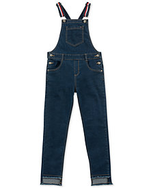 Tommy Hilfiger Big Girls Denim Overalls