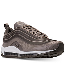 Nike Men's Air Max 97 Ultra 2017 Premium Casual Sneakers from Finish Line